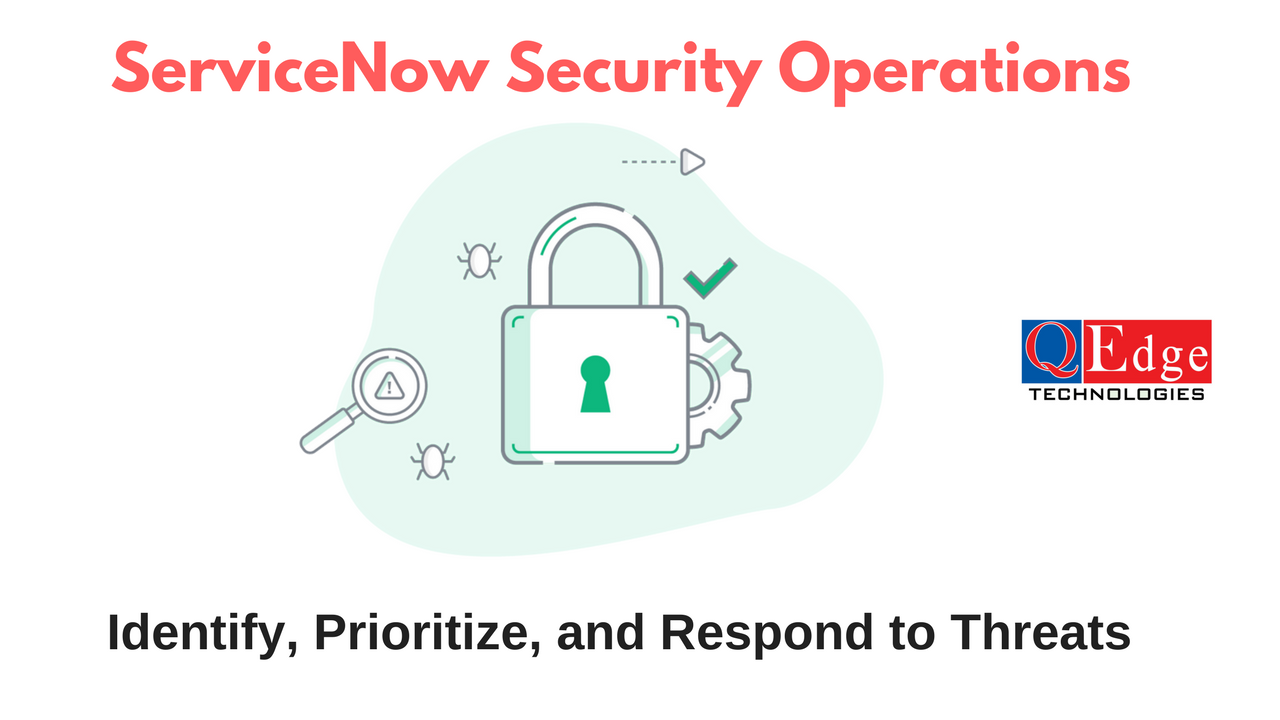 servicenow security operations