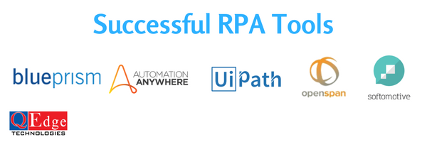 successful rpa tools